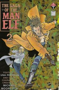 Saga of the Man Elf, The #2 VF/NM; Trident   save on shipping - details inside