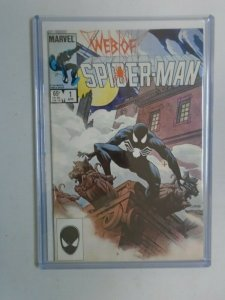 Web of Spider-Man #1 Direct Edition Near Mint (1985)