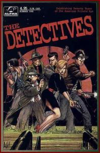 Detectives, The #1 VF/NM; Alpha   save on shipping - details inside