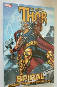 Thor Spiral #1 2nd Edition 8.0 VF (2011)