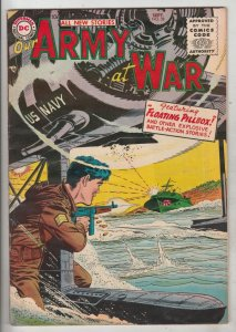 Our Army at War #38 (Sep-55) FN/VF Mid-High-Grade