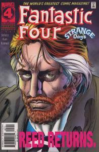 Fantastic Four (Vol. 1) #407 FN; Marvel   save on shipping - details inside