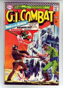 G.I. Combat #117 (May-66) FN+ Mid-High-Grade The Haunted Tank