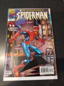 The Sensational Spider-Man #27 (1998)