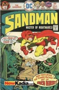 Sandman (1974 series) #4, Fine+ (Stock photo)