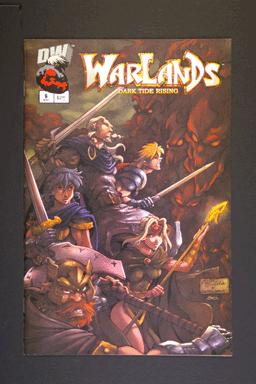 Warlands Dark Tide Rising # 6 May 2003