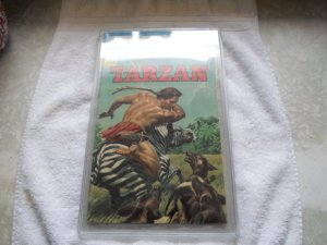 8/ 55 DELL COMICS GRARED CGC 6'0 TARZAN # 71