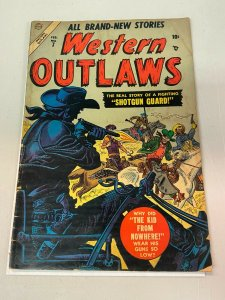 Western Outlaws 7 GD+