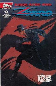 Zorro #0 (1993)