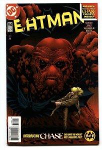 Batman #550-1st CLAYTHING-comic book-1997