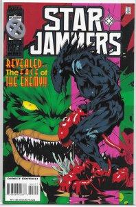 Starjammers   vol. 1   #3 of 4 FN