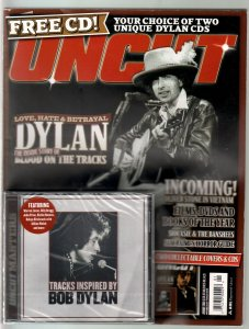 Uncut 1/2005-Blood On the Tracks-Bob Dylan-Nirvana-music CD-FN