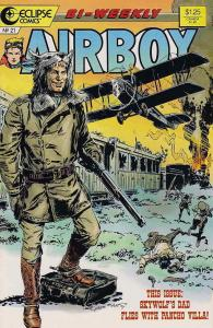 Airboy #21 VF/NM; Eclipse | save on shipping - details inside
