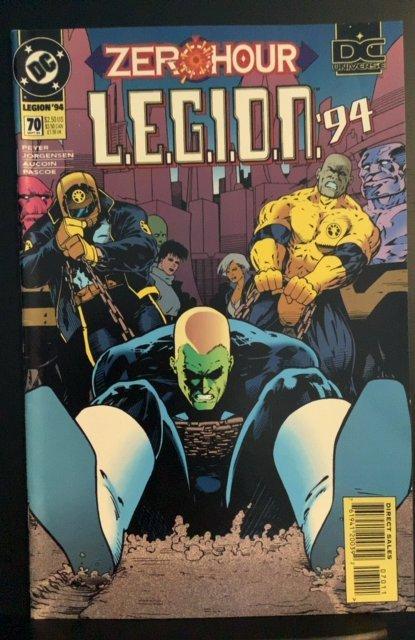 L.E.G.I.O.N. #70 (1994)
