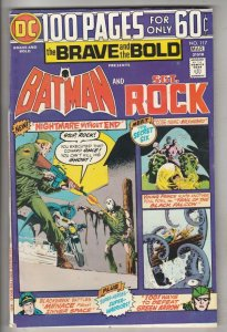 Brave and the Bold, The #117 (Mar-75) NM- High-Grade Batman, Sgt.Rock