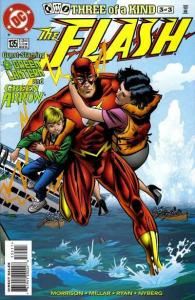 Flash (1987 series) #135, NM- (Stock photo)