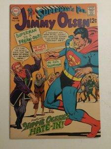 Superman's Pal Jimmy Olsen 118 Vf Very Fine 8.0 Dc