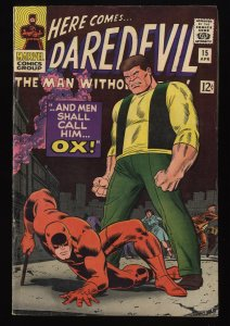 Daredevil #15 FN 6.0 Marvel Comics