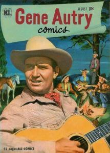 Gene Autry Comics (1946 series) #54, Good- (Stock photo)