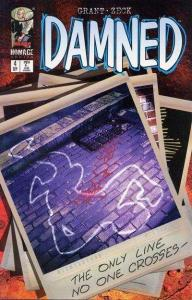 Damned (1997 series) #4, NM- (Stock photo)
