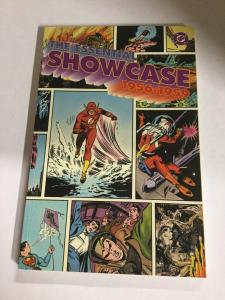 The Essential Showcase 1956-1959 DC Comics Nm Near Mint SC TPB