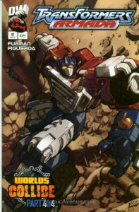 Transformers: Armada #17 VF/NM; Dreamwave | save on shipping - details inside