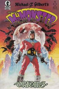 Mr. Monster #1 VF; Dark Horse | save on shipping - details inside