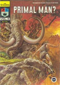 Crusaders (1974 series) #6, Fine+