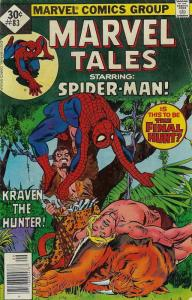 Marvel Tales (2nd Series) #83 VG; Marvel | low grade comic - save on shipping -