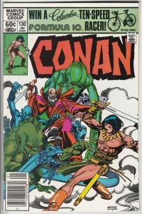 Conan the Barbarian #130 (Jan-82) NM- High-Grade Conan the Barbarian