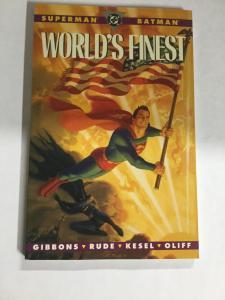 Showcase Presents World's Finest Volume 1 2 3 TPB Lot Nm Near Mint DC Comics sc