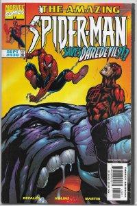 Amazing Spider-Man   vol. 1   #438 VG