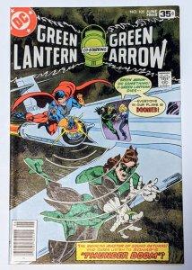 Green Lantern #105 (Jun 1978, DC) VF- 7.5 Sonar appearance Mike Grell cover