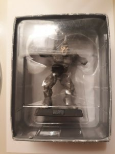 Rhino Special Edition Figure/Statue - Spider-man -Eaglemoss -Mint in box -NO Mag