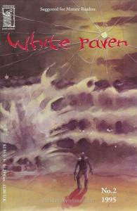 White Raven #2 VF/NM; Visionary | save on shipping - details inside