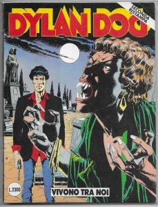 Dylan Dog #13 GD/VG (Italian)