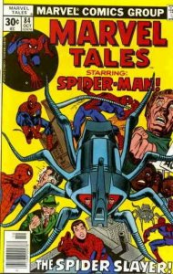 Marvel Tales (2nd Series) #84 VF; Marvel | save on shipping - details inside