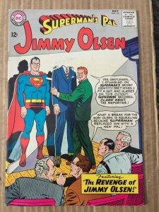 Supermans pal Jimmy Olsen #78