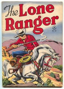 Lone Ranger-Four Color Comics #167-1947- Dell Western FN+