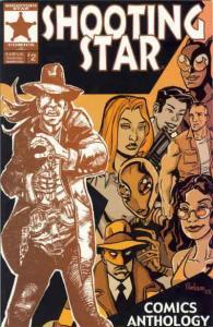 Shooting Star Comics Anthology #2 VF; Shooting Star | save on shipping - details