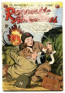 My Romantic Adventures #25 1952- ACG Golden Age low grade