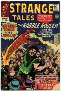 Strange Tales 119 Apr 1964 VG- (3.5)
