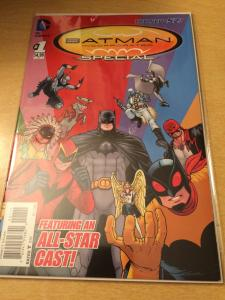 Batman Incorporated: Special #1 the New 52