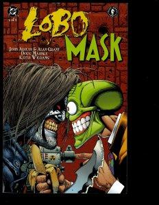 10 DC Comics Lobo/Mask #1 2 Legacy Of Superman #1 The Earth Stealers +MORE J409