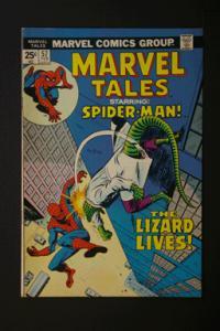 Marvel Tales #57 February 1975