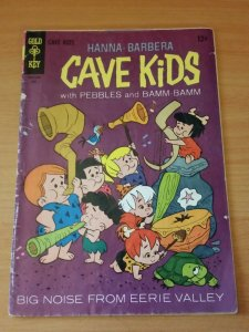 Hanna-Barbera Cave Kids #13 ~ GOOD GD ~ 1966 Gold Key COMICS
