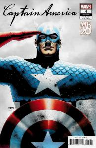 Captain America #4 MKXX Variant (Marvel, 2018) NM