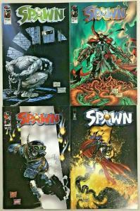 SPAWN#56-66 VF/NM LOT 1996 (4 BOOKS) TODD MCFARLANE IMAGE COMICS