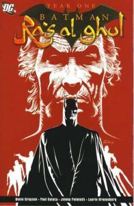 Year One: Batman/Ra's al Ghul #1, NM (Stock photo)