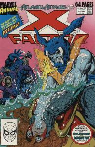 X-Factor Annual #4 FN; Marvel | save on shipping - details inside